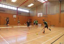 Wairarapa College students got to trial renegade hockey in their PE classes this week.