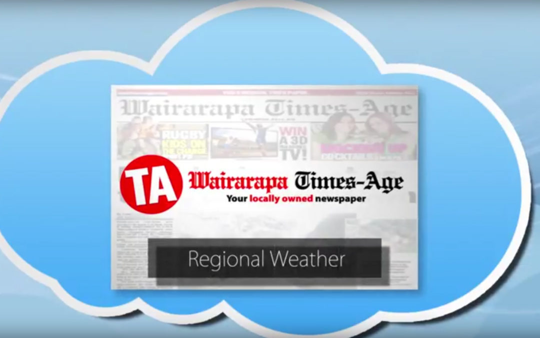 Wairarapa Times-Age Daily Weather