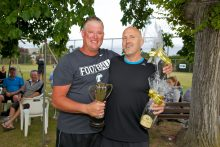 Fitting victors take out popular tennis tourney