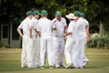 Wairarapa top order fires in first innings