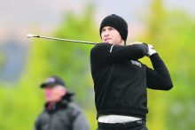 Campbell beaten in playoff
