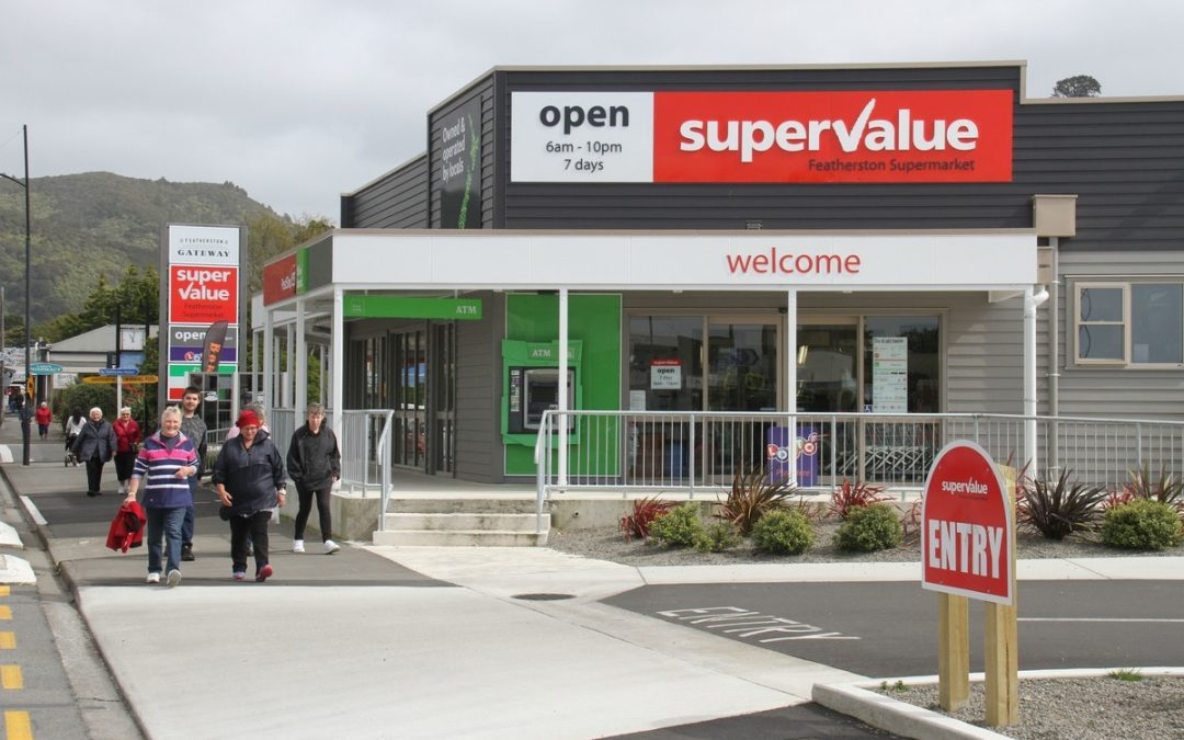 Supermarket sells for $4.2m