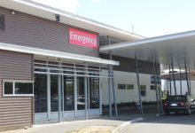 Wairarapa Emergency Department. PHOTO/FILE