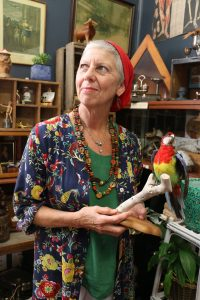 Sue Ryan, of Mr Feather's Den, and Sweet Kitchen and Delights. PHOTO/HAYLEY GASTMEIER