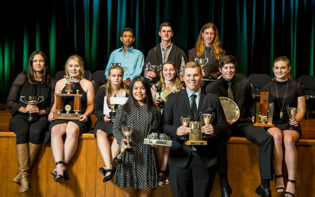 Taratahi grads take centre stage