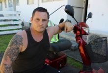 Don Mailman's mother was hit by a car at the Countdown car park in Masterton. PHOTO/EMILY NORMAN