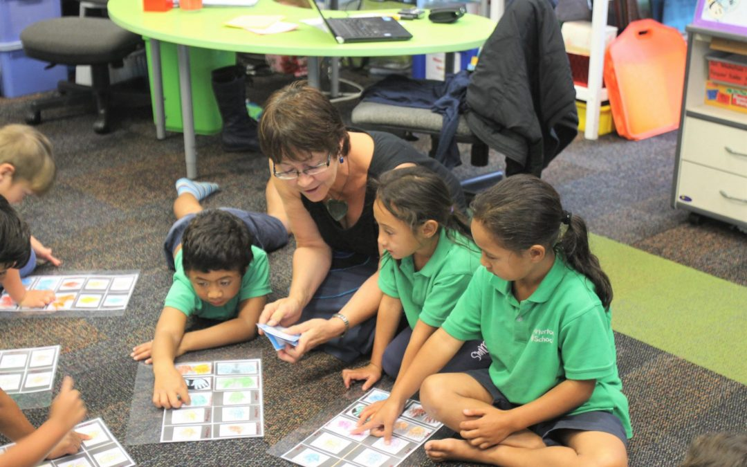School's focus on Maori