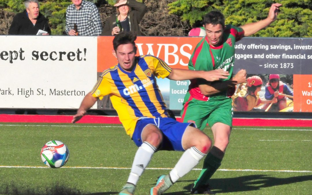 Favourable draws for Wairarapa United