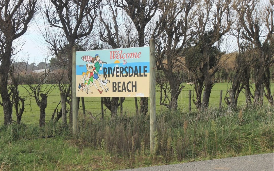 Life's a beach at Riversdale