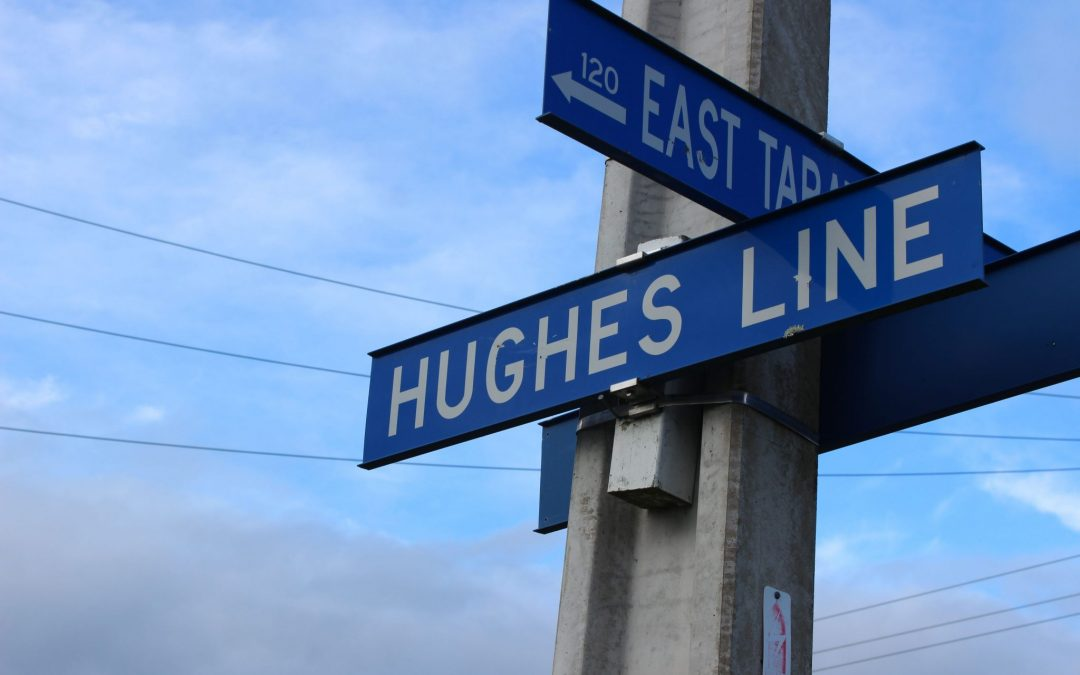 Call to widen Hughes Line