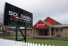 Soulway Church. PHOTO/EMILY NORMAN