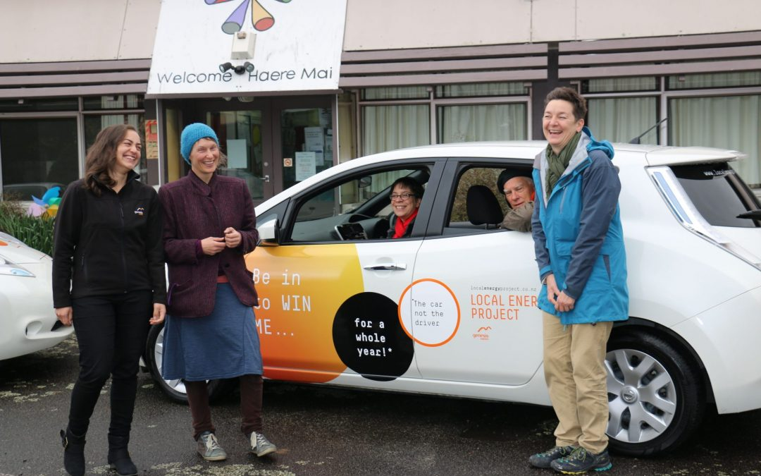 Eco-car for community hub