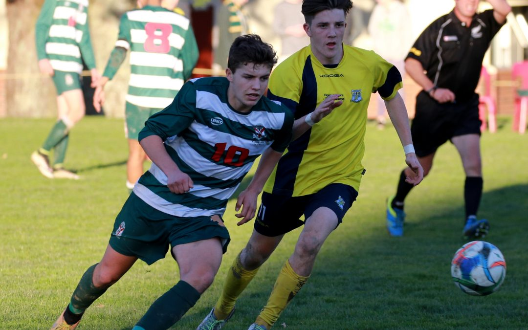 Rathkeale boys shore up United