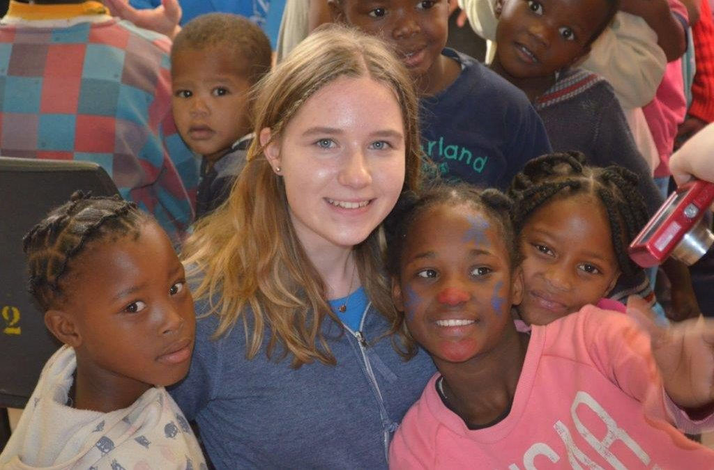 Students' African mission