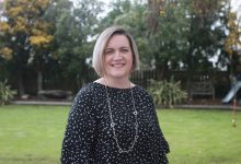 Patrice O'Connor became the principal of Greytown School at the start of this year. PHOTO/FILE