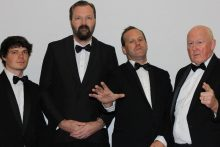 Bouncers – slick, funny and thought-provoking