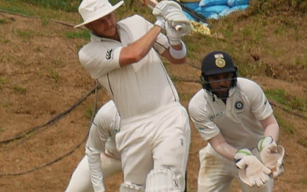 Rance thrives with bat and ball