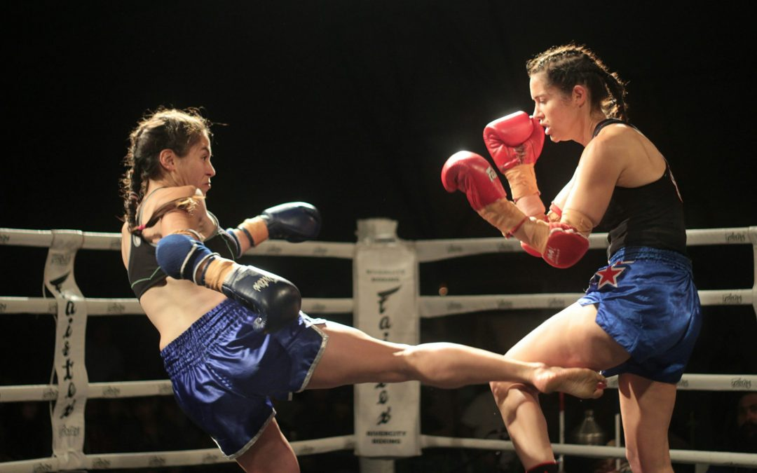 Mixed fortunes at fight night