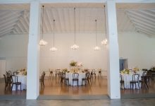 The restored building is a glamorous setting for events. PHOTO/FINELINE PHOTOGRAPHY
