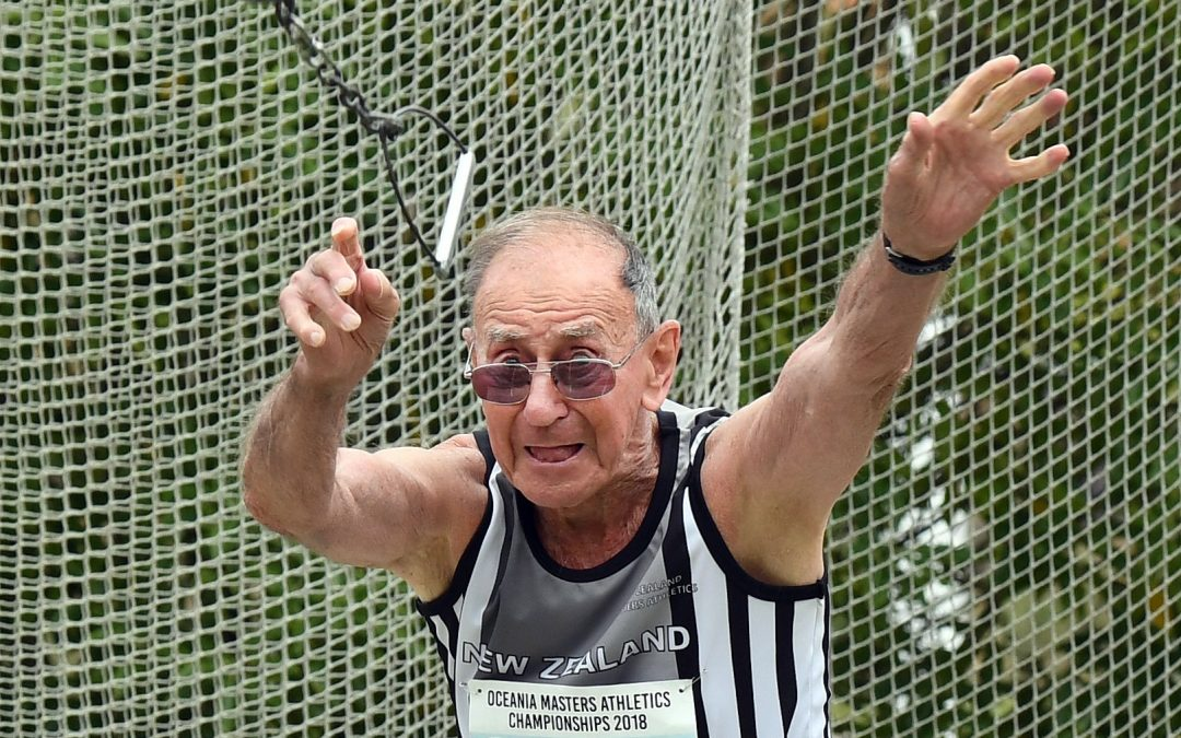 Age no barrier for Tearle
