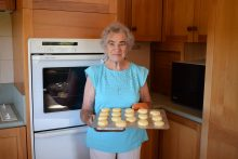 Baking up a storm over two decades