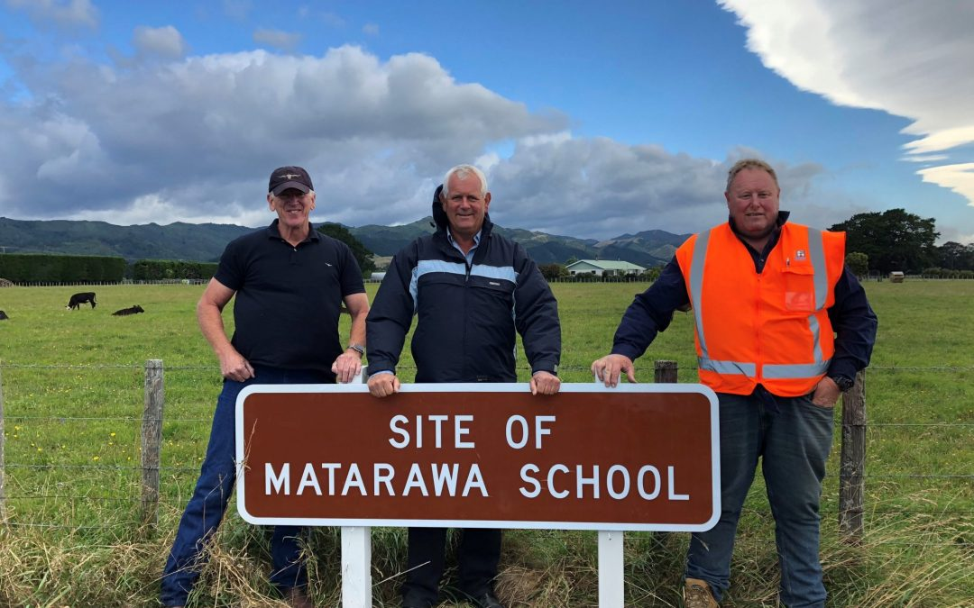 New sign reignites local history