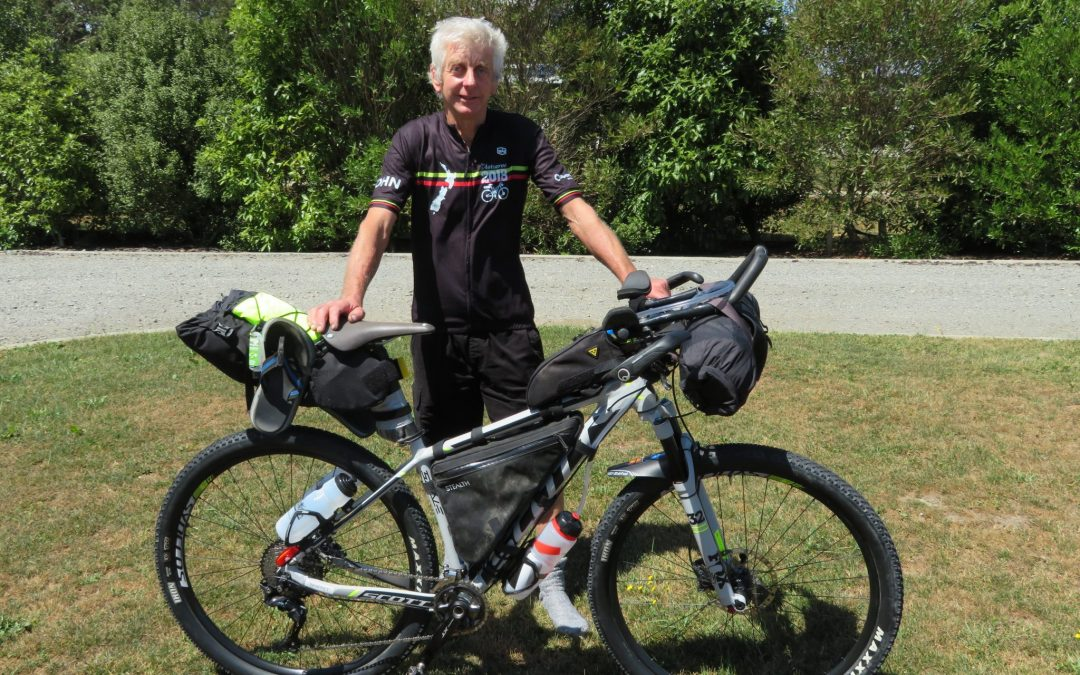 Cyclists gear up for 3000km ride