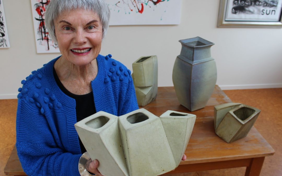 Potter's work heading to Te Papa