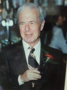 Jim Haworth, one of the Mallon Crew. PHOTO/SUPPLIED