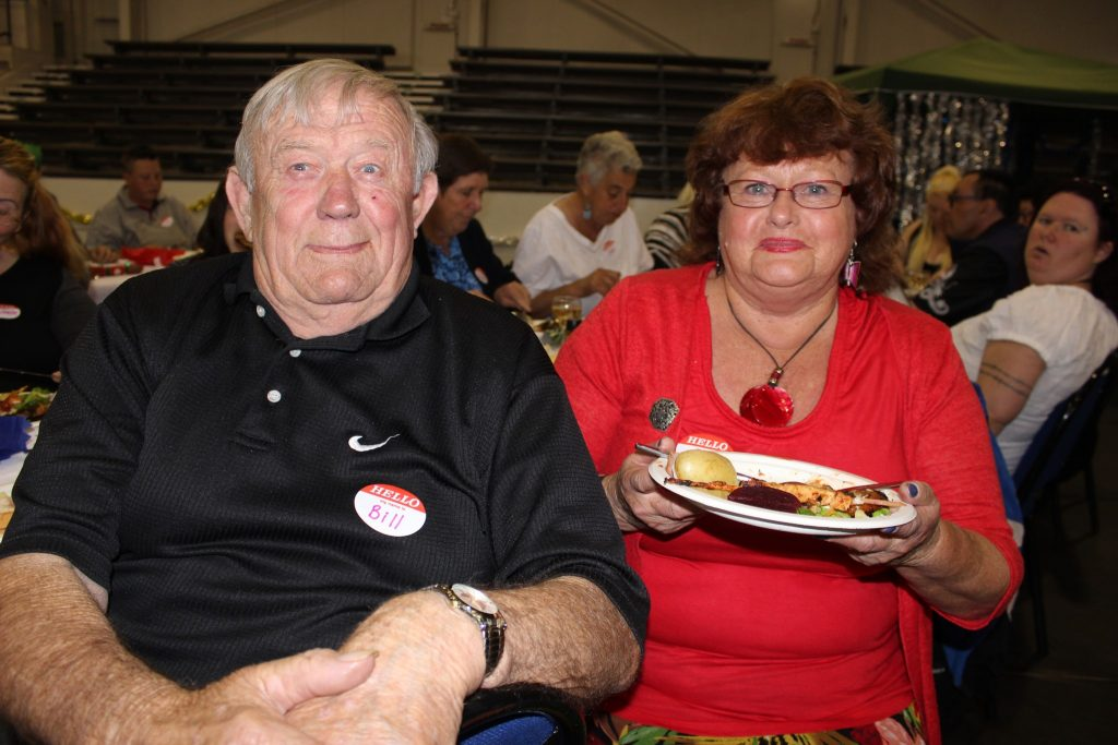 Bill and Bev Hague of Masterton. PHOTO/EMILY NORMAN