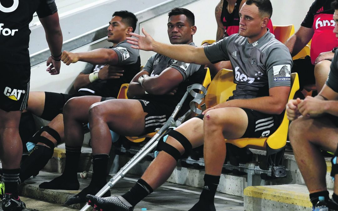Casualty list grows for NZ sides
