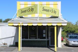Sweet and Salty, the new Italian deli on Daniell St. PHOTO/HAYLEY GASTMEIER