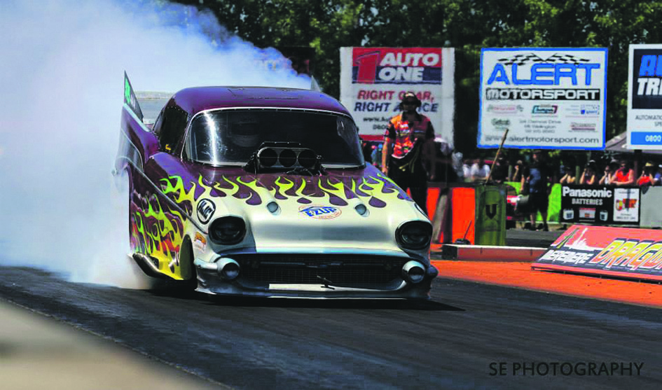 Big drags meet at Masterton