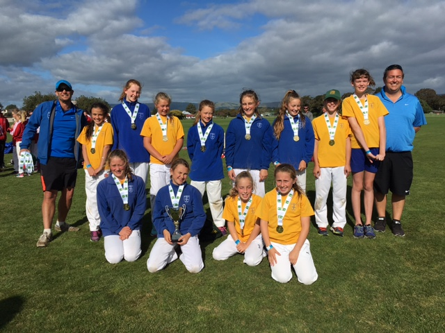 St Mary's make nationals