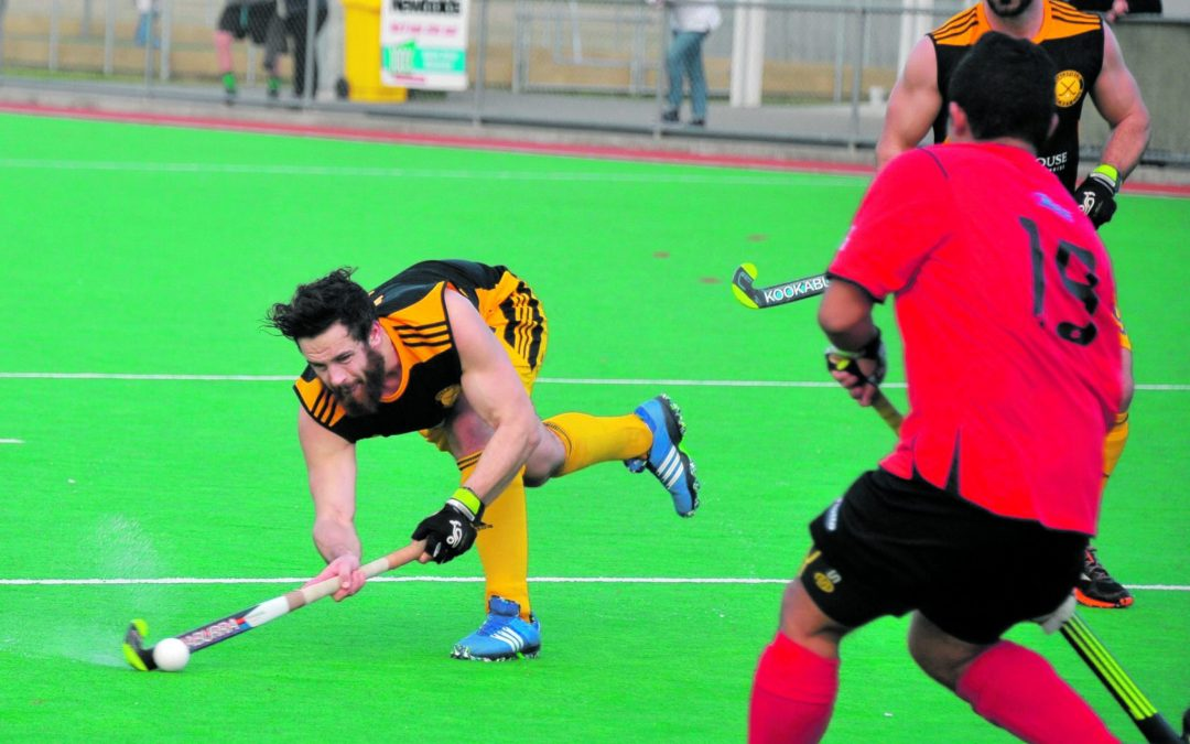 Dalefield's double defence begins
