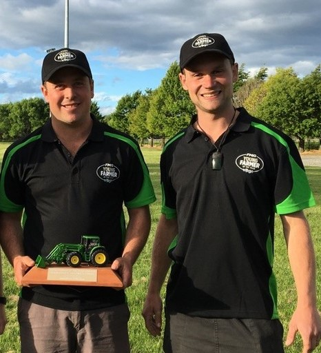 Local farmers duel for honours