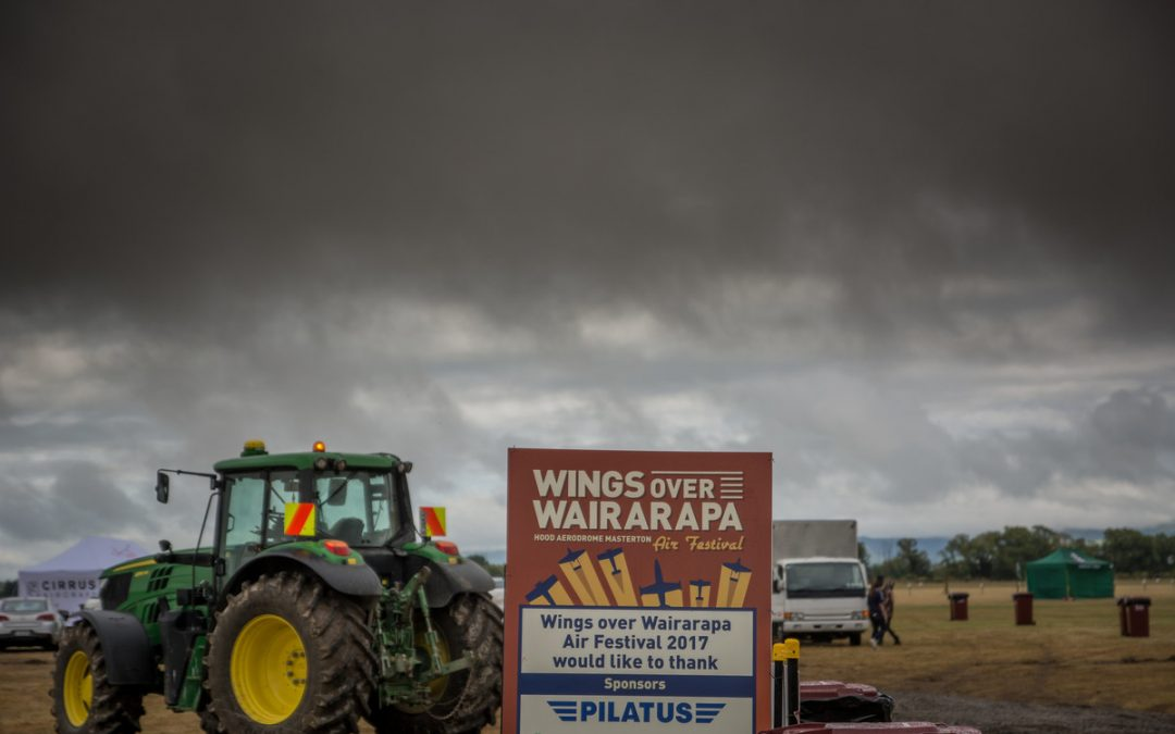 Wings over Wairarapa payout cleared