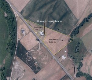 The new housing development will be utilising the Hurunui o Rangi Marae land PHOTO/SUPPLIED