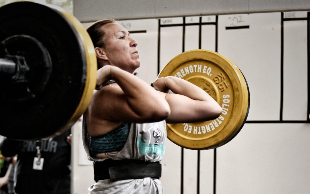 CrossFit powers into Masterton
