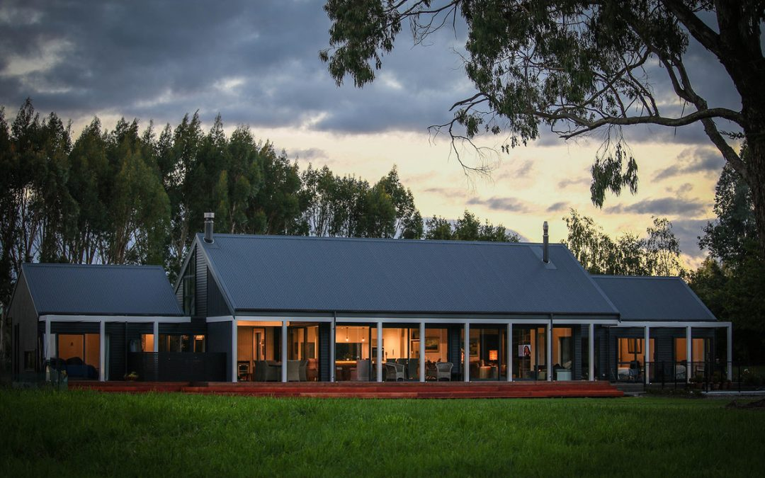 Tasteful Martinborough home wows judges