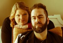 Holly and Zac Winterwood of Greytown. PHOTO/LUCIA ZANMONTI