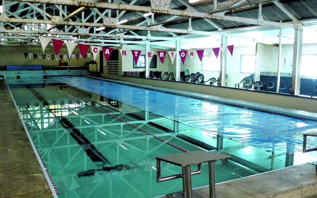 Major Fix Done To Indoor Pool Times Age