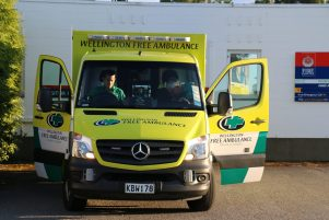 WFA attends all 111 medical calls in Wairarapa.