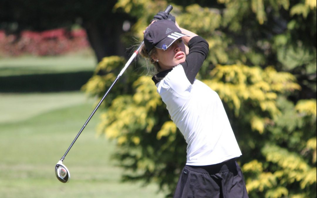 Golf prodigy hopes to inspire