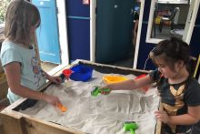 School brings new ideas into play