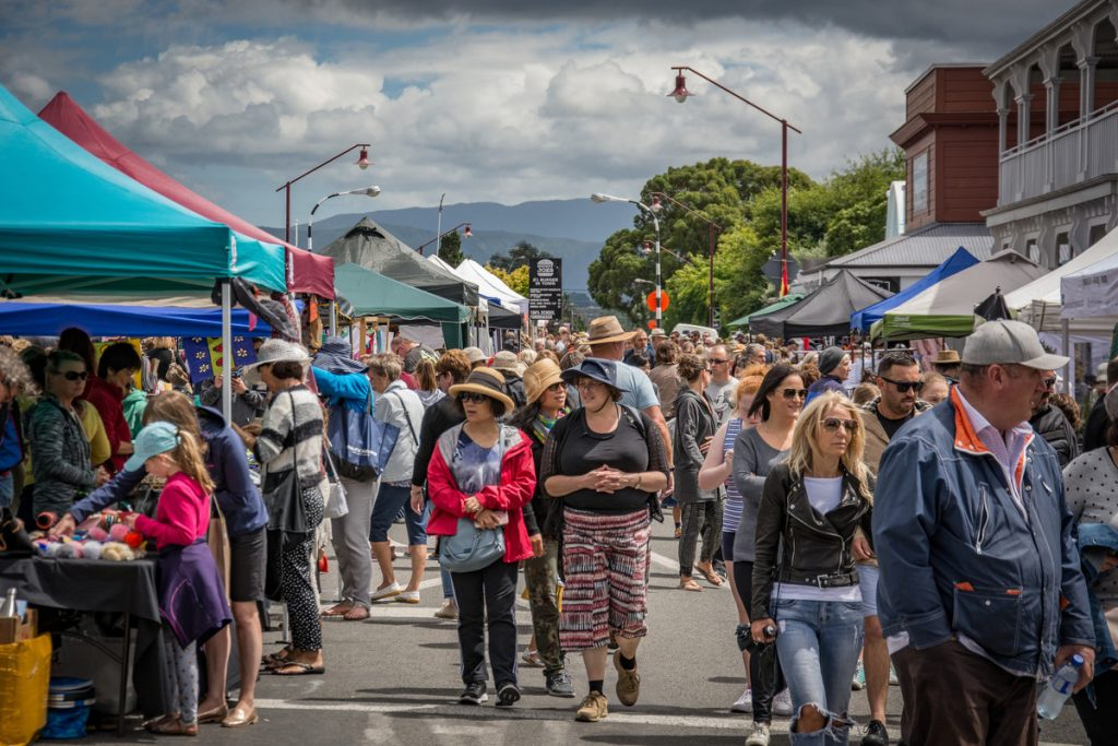 Stallholders from all over the country took part in the fair, which traditionally has more than 25,000 visitors. PHOTO/JADE CVETKOV