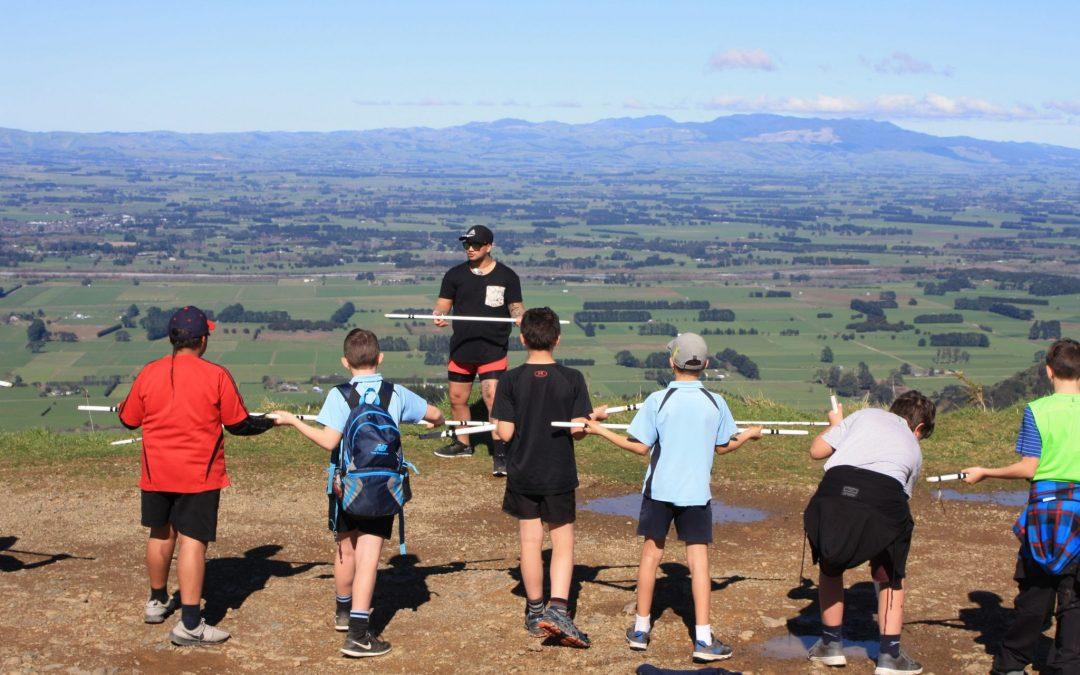 Inspiring youths with te ao Maori