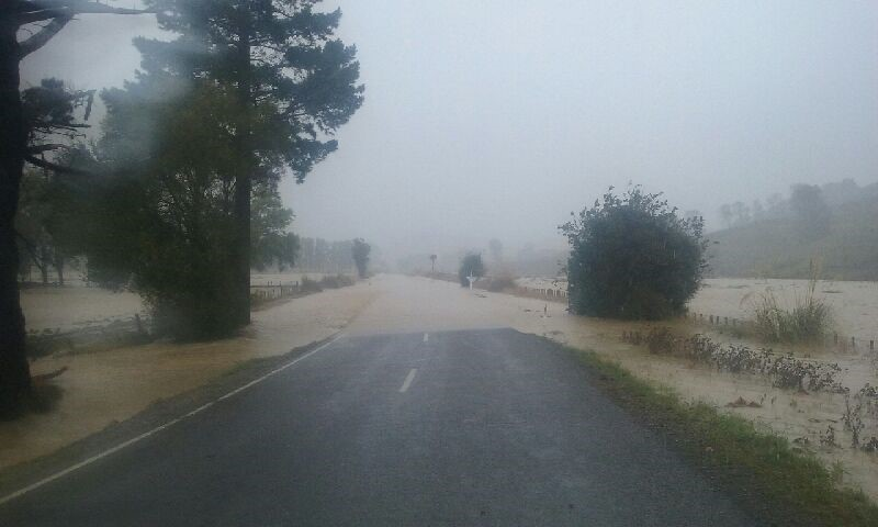 Masterton Castlepoint Rd closed