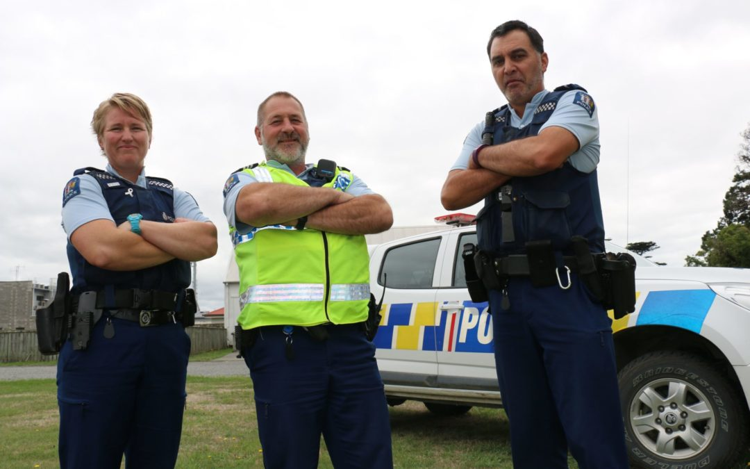 Cops take on countryside