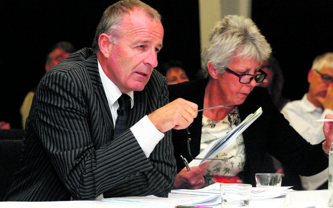 Council boss fails in bid to keep job